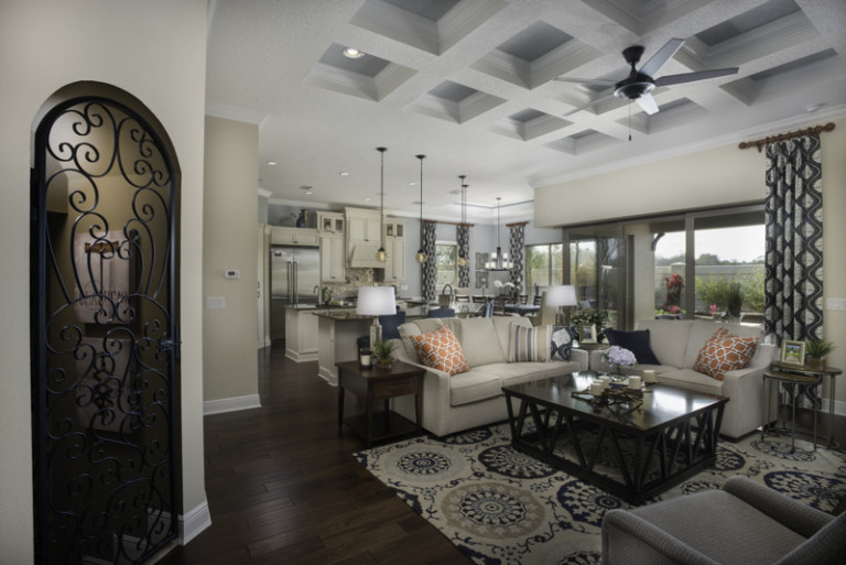 Winter Garden, FL U2014 New Homes Are Changing To Meet The Requirements Of  Todayu0027s Three Generation Families. At Canopy Oaks In Winter Gardenu2014an  Intimate ...