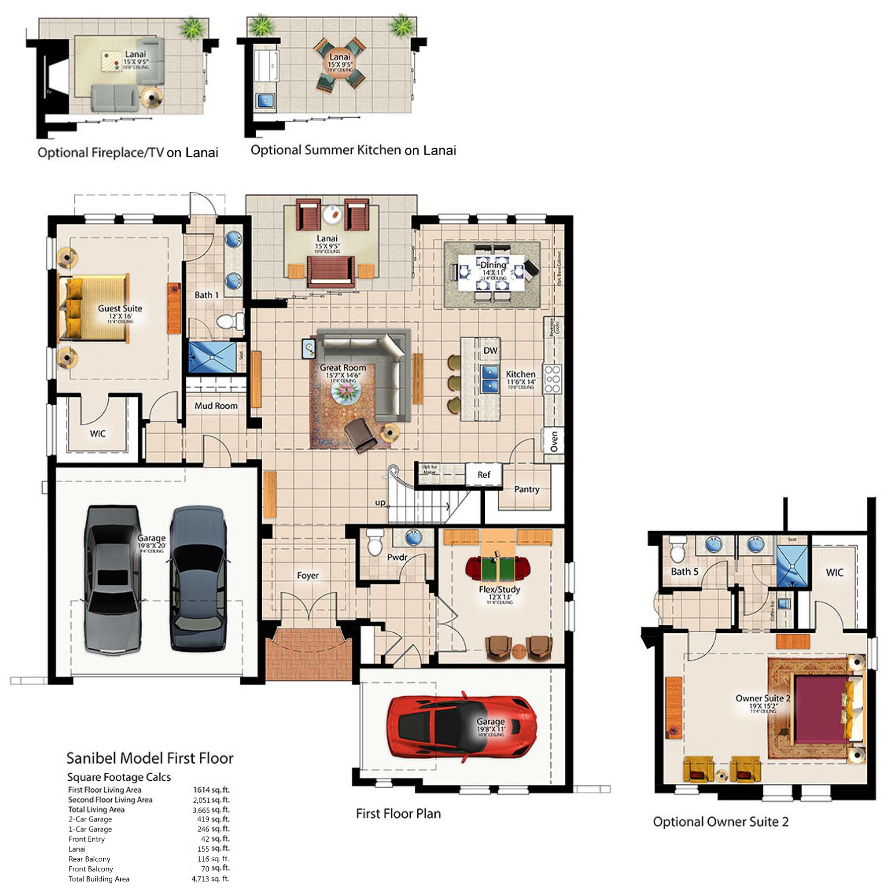 floor plans and 3d tours canopy oaks