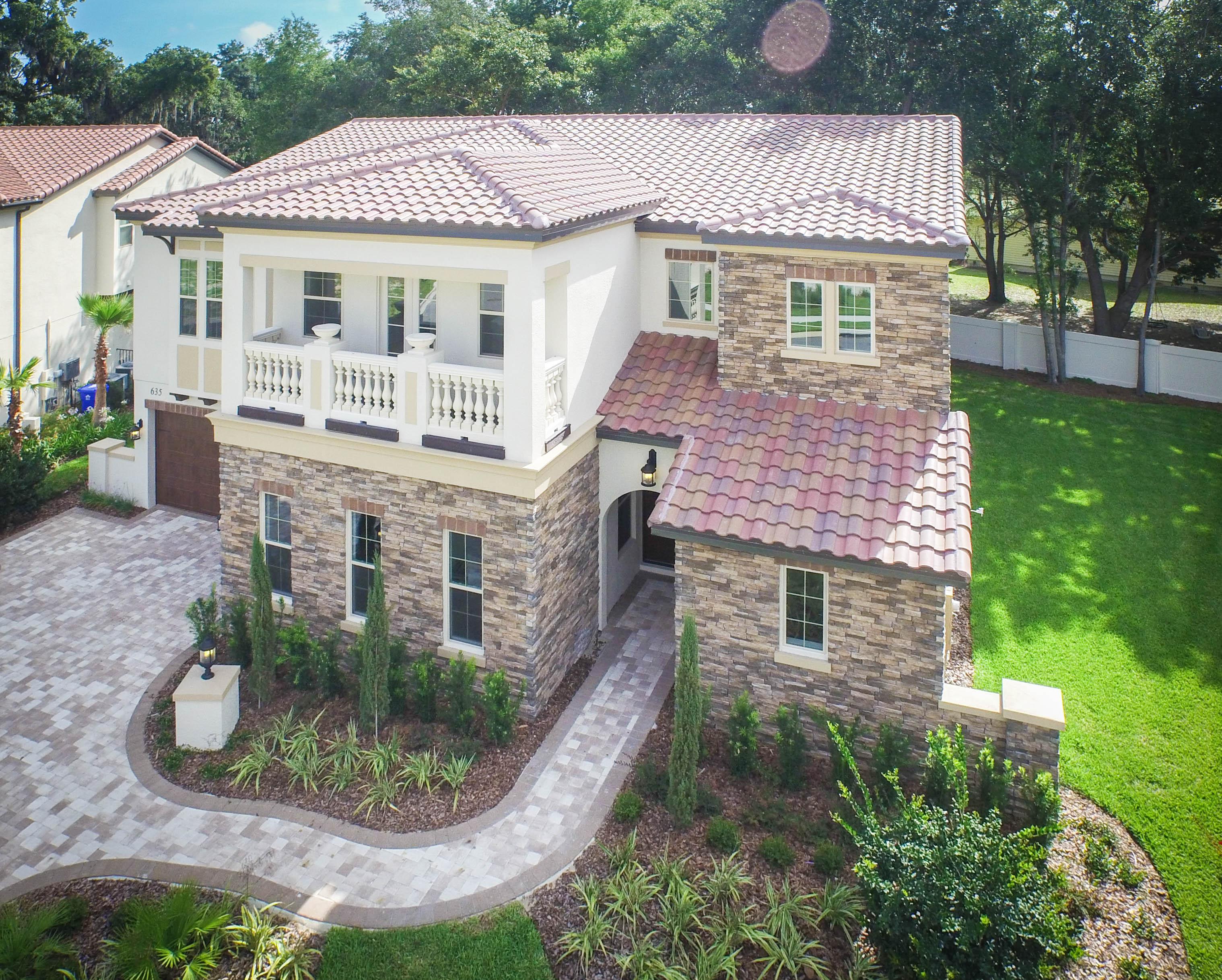 Canopy Oaks - Winter Garden Luxury Homes - & New Six Bedroom Canopy Oaks Home Is Move-In Ready u2014 Canopy Oaks