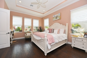 Bedroom Master 1 - Delray Canopy Oaks