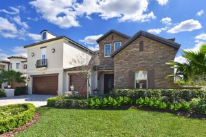 Exterior Front 2 - Delray Canopy Oaks