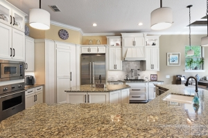 Kitchen 2 - Delray Canopy Oaks